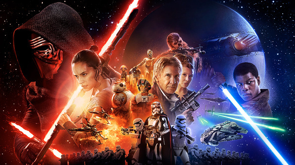 Starwars Force awakens