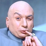 Dr Evil Austin Powers