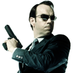 The Matrix Agent Smith